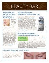 The BeAUTY BAr - New York Laser & Skin Care