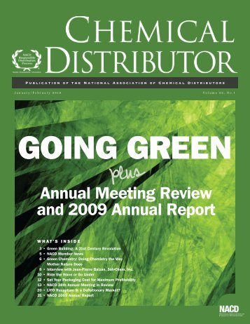 Annual Meeting Review and 2009 Annual Report - NACD