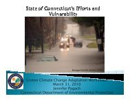 Jennifer Pagach, CT DEP - ICLEI Local Governments for ...