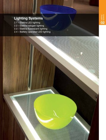02 Lighting Systems - Tekform