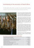 The South African Liquor Industry: our contribution - ARA - Page 4