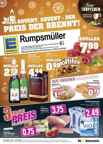 Rumpsmüller Lippstadt 48 / 2014