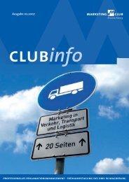strategiewechsel im marketing - Marketing-Club Braunschweig