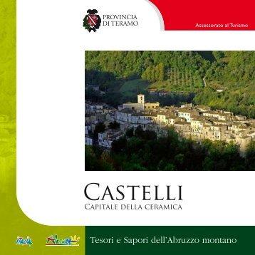 Castelli - Teramo Turismo - Provincia di Teramo