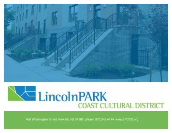 Sponsorship Package - Lincoln Park Coast Cultural District