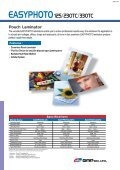Carrier Free Pouch Laminator - Page 2