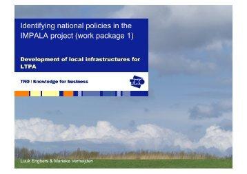 work package 1 - Impala-eu.org