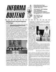 giugno - Federazione Esperantista Italiana