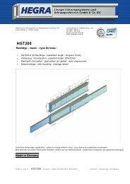 HGT200 - Hegra Linear