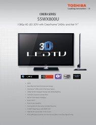55WX800U