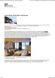 Deutschland: BergLodge, Nesselwang - [LIVING AT HOME]