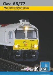 Class 66/77 - Página personal de iGuadix
