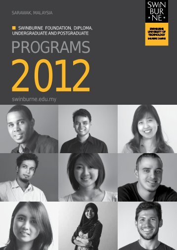 2012 Course Guide (PDF) - Swinburne University of Technology