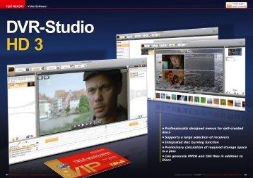 DVR-Studio HD 3