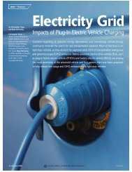 Impacts of Plug-In Electric Vehicle Charging - ITS-Davis ...