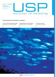 menschen im marketing - Marketing Club Berlin