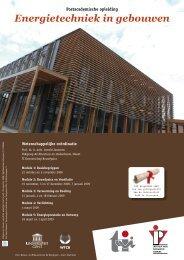 Energietechniek in gebouwen - IVPV - Instituut voor Permanente ...