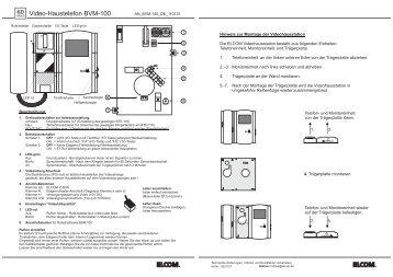6d 2d 1 n i2 elcom. Black Bedroom Furniture Sets. Home Design Ideas