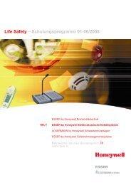 Life Safety – Schulungsprogramm 01-06/2009 - Hls-austria.at