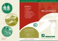 NT- BELCONNEN 2 brochure [10-2006] - National Trust of Australia