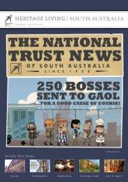 heritage living | south australIa - National Trust of Australia