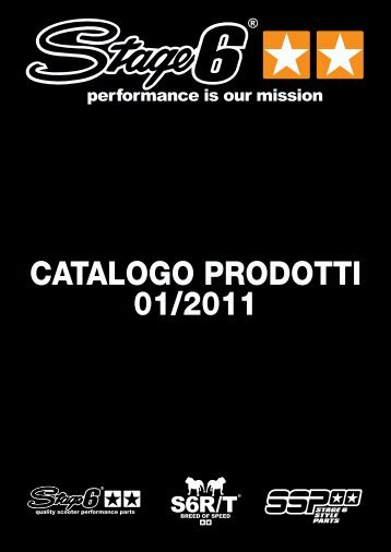 CATALOGO PRODOTTI 01/2011 - GORI ACCESSORI