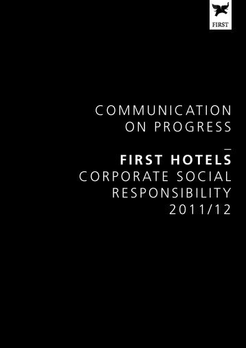 (pdf). - First Hotels