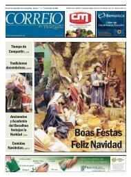 Boas Festas Feliz Navidad - correio de venezuela