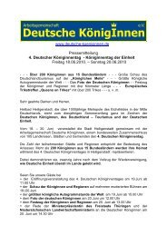 Pressemitteilung Mai 2010 als Download, PDF, 23 kB - Deutsche ...