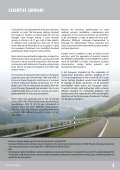 New StaNdardS for road - FEMA - Page 3
