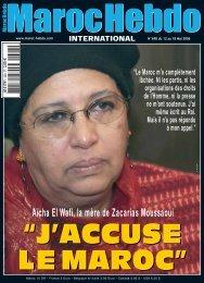 économie - Maroc Hebdo International