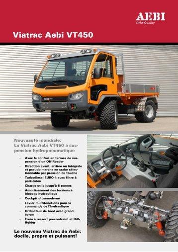 Viatrac Aebi VT450 - Gp1.ro