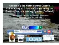 Assessing the North-central Coast's Vulnerability to Climate Change ...