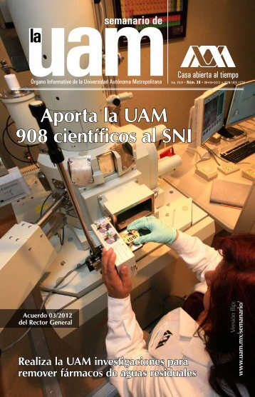 Formato PDF - UAM. Comunicación Social