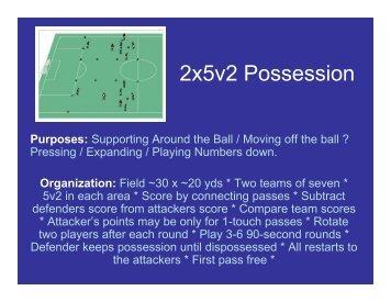 2x5v2 Possession