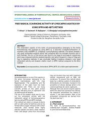 free radical scavenging activity of gyrocarpus asiaticus by ... - ijpcbs