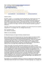 Stichting Onderzoek en Preventie ... - Borstvoeding.com