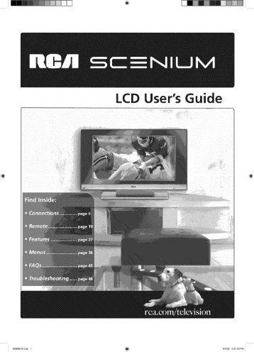 LCD User's G - ManageMyLife.com