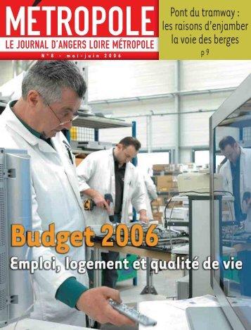metropole 8 mai-juin 06.pdf - Angers Loire Métropole