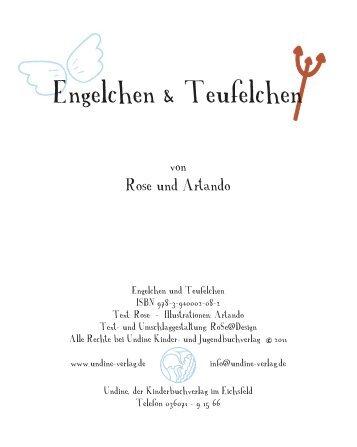 Engelchen & Teufelchen - Undine Verlag