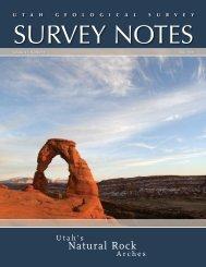 Natural Rock - Utah Geological Survey - Utah.gov