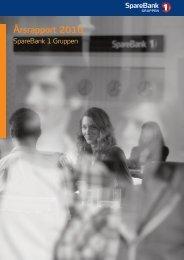 Last ned rapporten her (PDF) - SpareBank 1 gruppen
