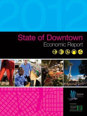 State of Downtown - Downtown Seattle Association