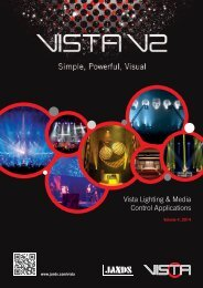 Vista v2 Applications - AC Lighting Inc.