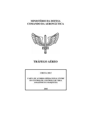 Capa - Tarifas de Navegação Aérea - DECEA