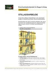 Stilladsarbejde v3.indd - BAR Bygge & Anlæg