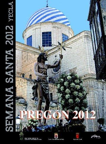 Pregón - Murcia Turística