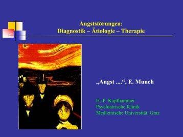 Angst - Medizinische Universität Graz