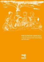 ParticiPatory advocacy: - The World Federation of KSIMC