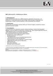 VPE Liefermenge: 1000 Stück (von ... - B&R Industrie-Elektronik GmbH